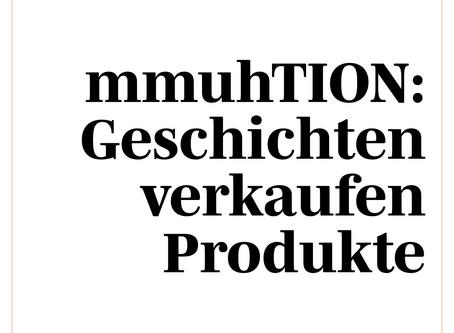 mmuhTIONEN - Mit Geschichten Produkte verkaufen