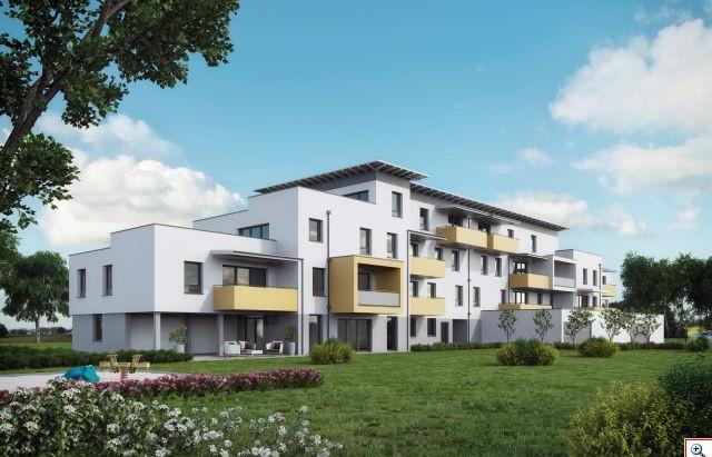 Wohnbauprojekt Villach, Altsiedlung Neue Heimat, Raiblerstraße