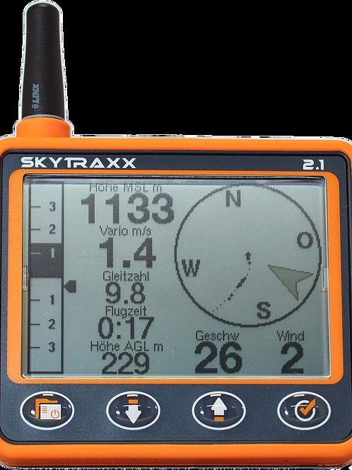 Skytraxx 2.1 mit Fanet und Flarm