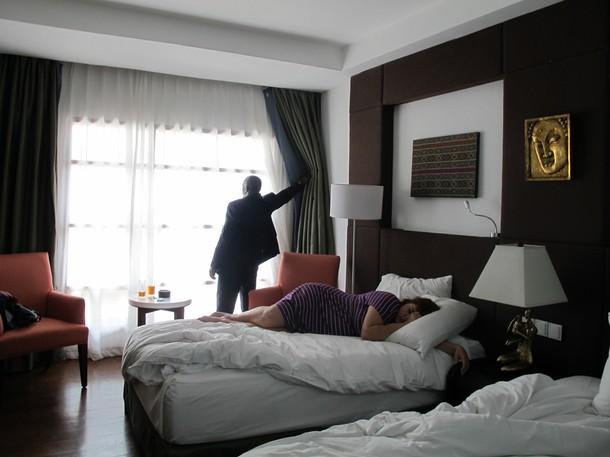 Thai Hotel Room