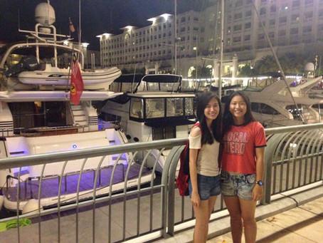 我在馬來西亞留學
