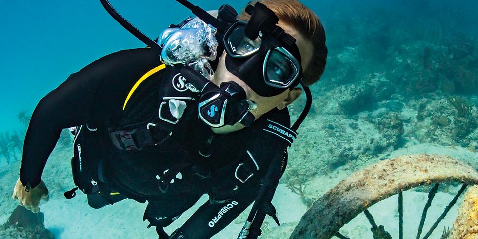 PADI Open Water Diver Class