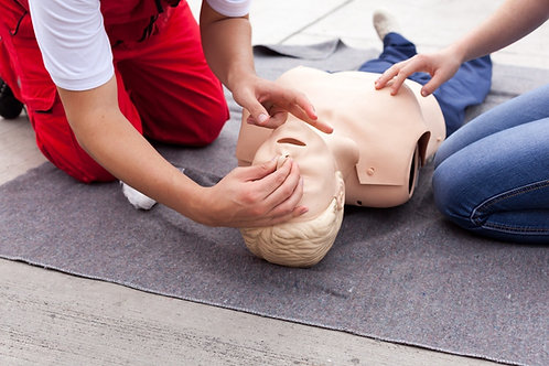 RSV Adult, Child, & Infant CPR/AED and Basic First Aid w/Loaner Manikin