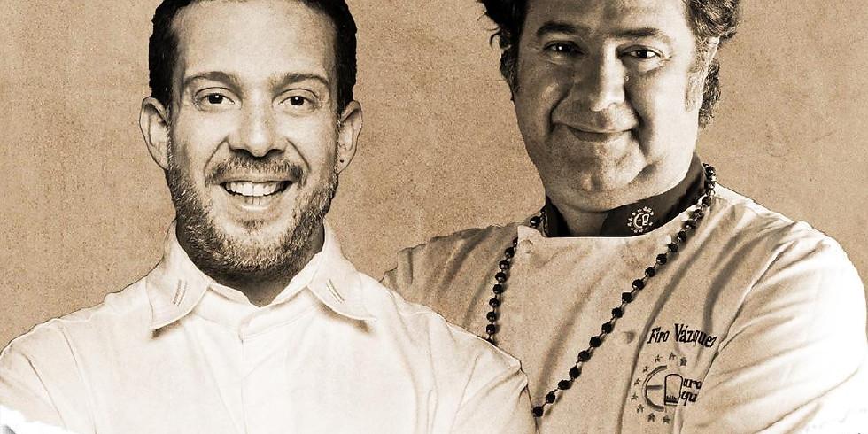 Celebrando 20 en 2020 con el Chef Freddy Salmerón - 24 Octubre