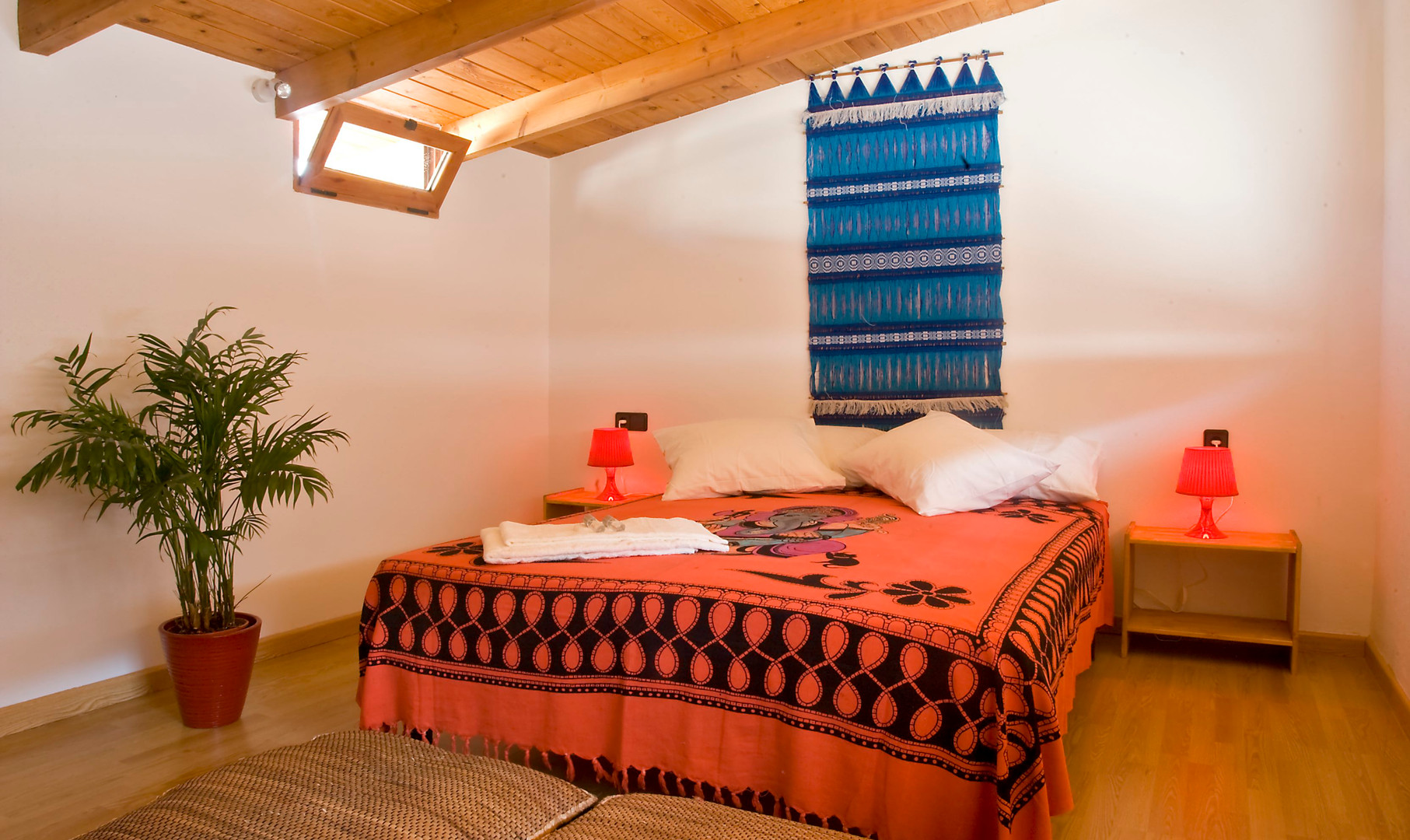 Casa 2 Dormitorio Buhardilla