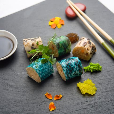 Sushi Maki de Dragón