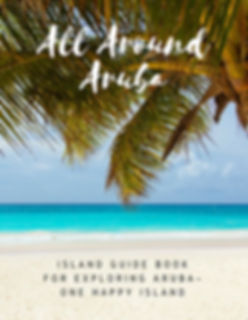 All around Aruba Guidbook Cover