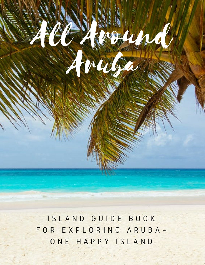 All around Aruba Guidbook Cover