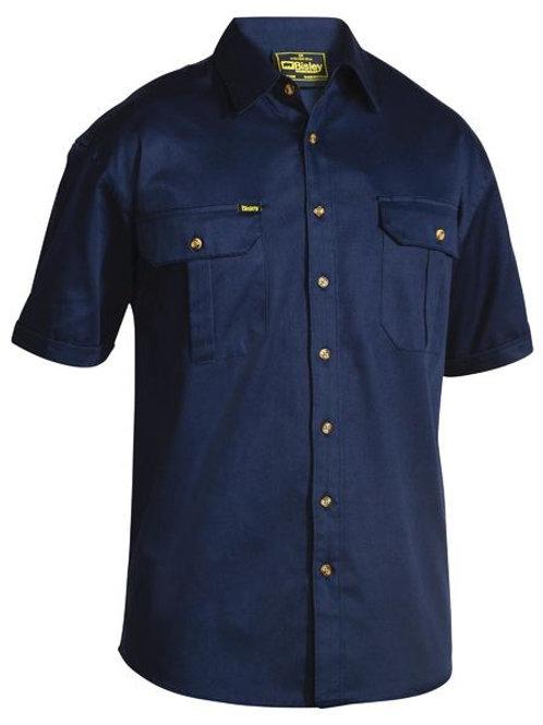 Bisley S/SL original Drill shirt