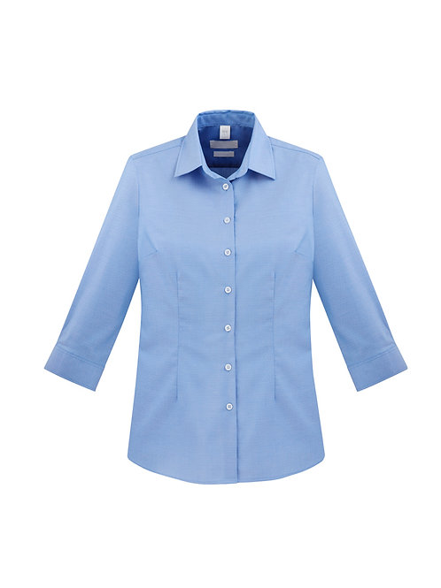 Biz Collection Ladies Regent ¾/S Shirt