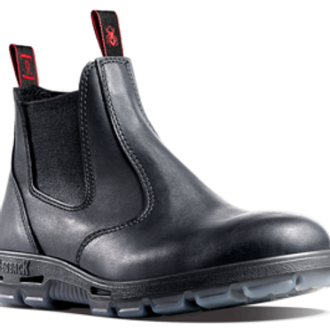 Redback Work Boots -Bobcat Black Oil Kip UBBK