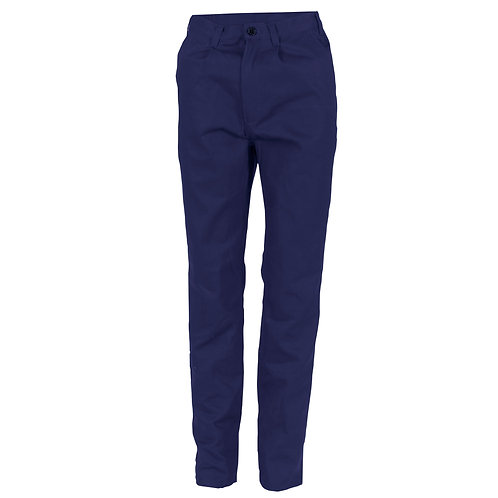 DNC Ladies Cotton Drill Work Pants (3321)