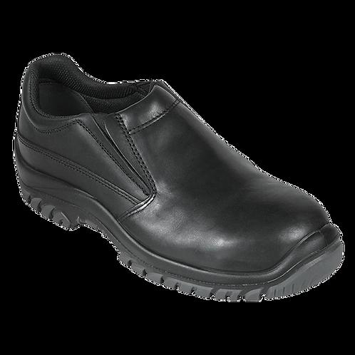"Mongrel Boots ""S"" Series Black Slip-on Shoe"