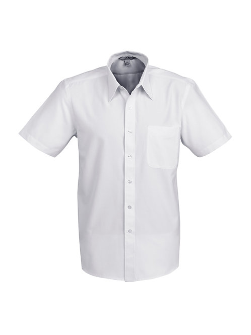 Fashion Biz Mens Ambassador Short Sleeve Shirt