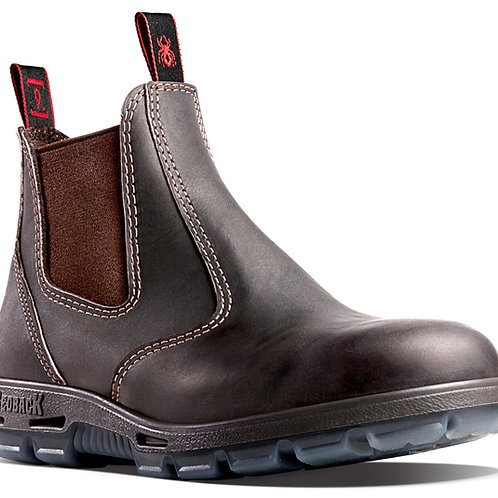 Redback Pull On Safety Boot