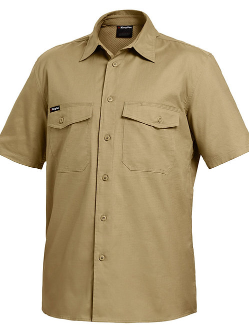 King Gee Workcool 2 Shirt S/S