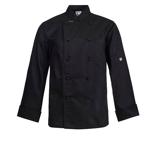 Executive Chefs Lightweight Jacket - Long Sleeve