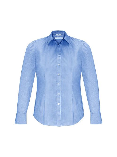 Biz Collection  Ladies Euro Long Sleeve Shirt