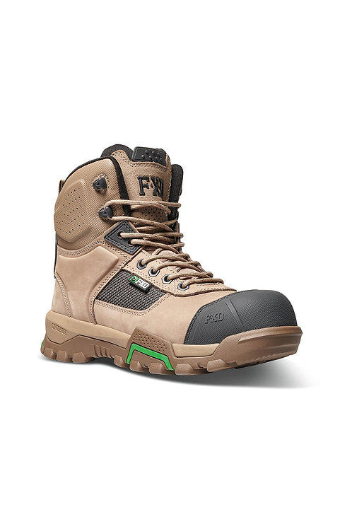 FXD Zip sided Safetyboot