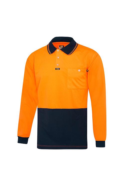 Visitec, original Microfibre Polo shirt L/SL