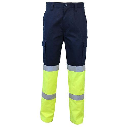 DNC 2-Tone Bio-motion taped Cargo pants