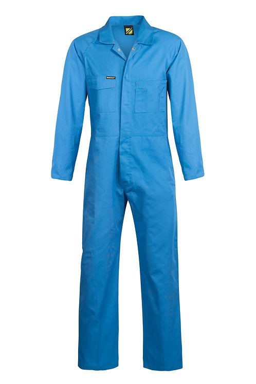 Workcraft Poly/Cotton Overalls