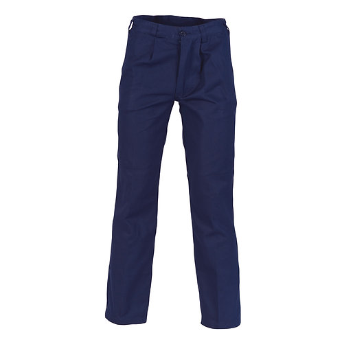 DNC Cotton Drill Work Wear Pants