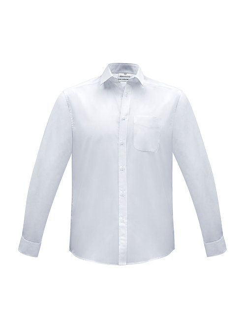 Biz Collection Men's Euro Long Sleeve Shirt