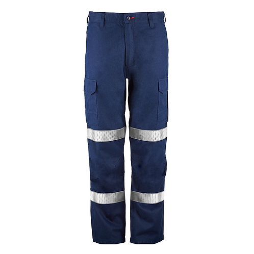 Flamebuster PPE2 Cargo Pants, with Bio-Motion Reflective tape