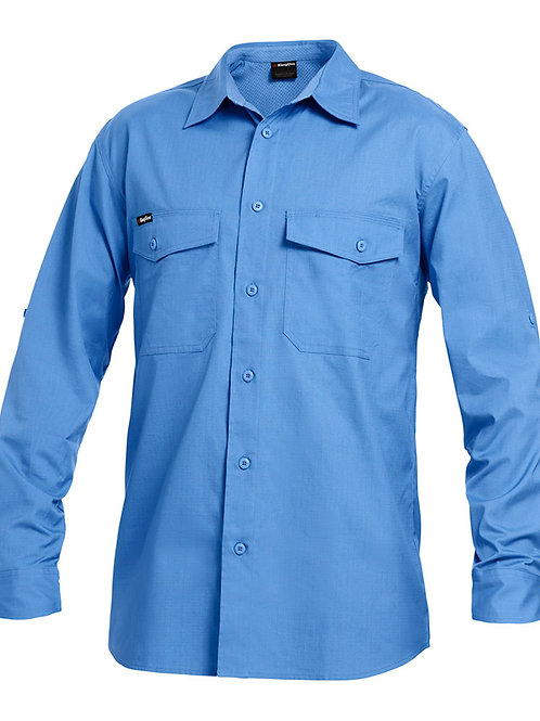 King Gee Workcool 2 Shirt Long Sleeve