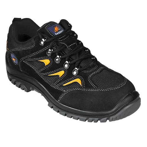 Mongrel  Black Sports Shoe