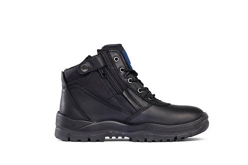 Mongrel Black ZipSider Boot