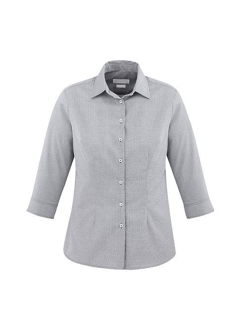 Biz Collection Ladies Jagger ¾/S Shirt