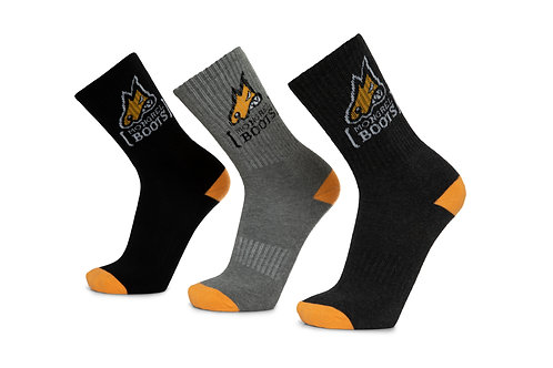 Mongrel Cotton Socks
