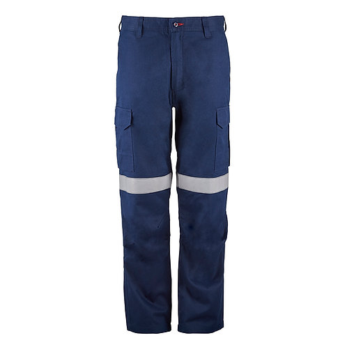 Flamebuster PPE2 Cargo pants with reflective tape