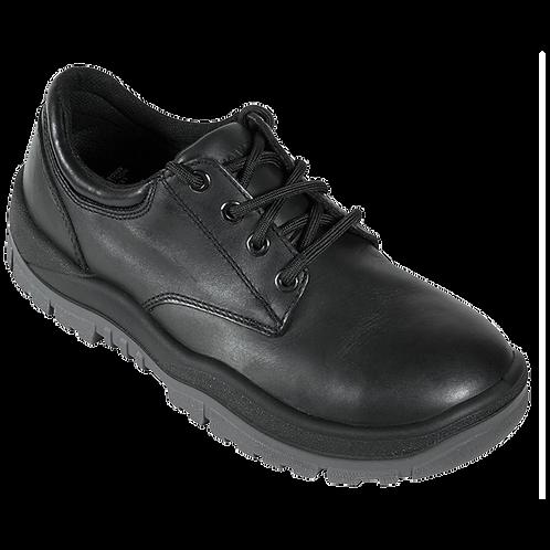 Mongrel Boots 'P' Series Black Derby Shoe