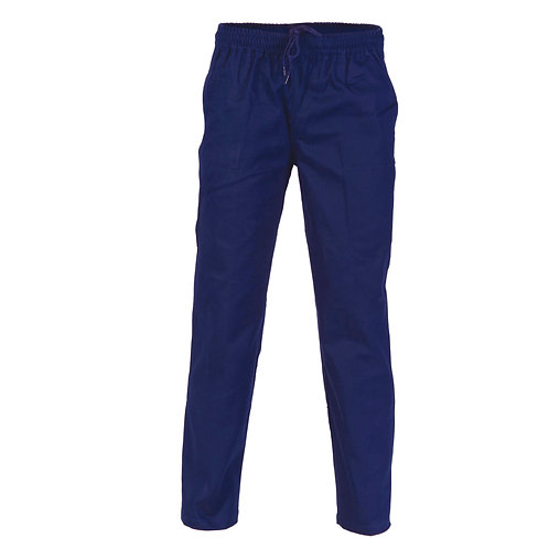 DNC Drill Elastic Waist Workwear Pants