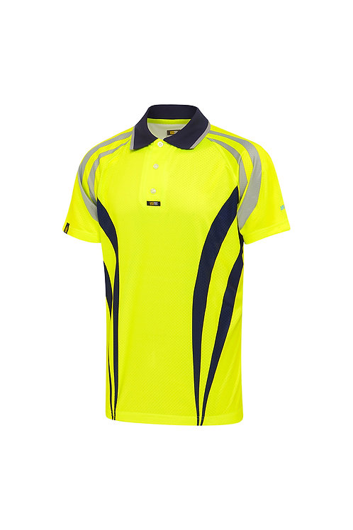 Visitec Charger Airwear Polo Shirt