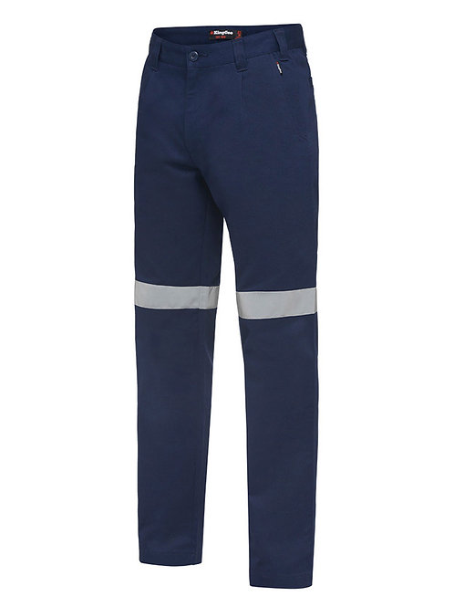 King Gee Reflective Drill Pants