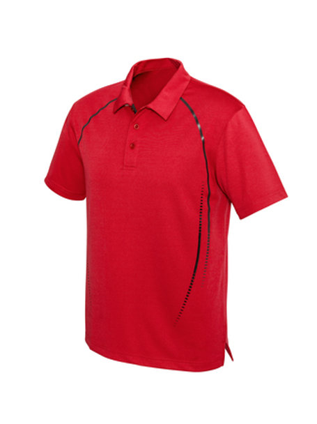 Biz Collection Men's Cyber Polo