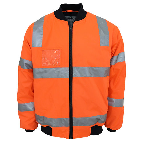 DNC Hi-Vis Hoop Flying jacket Bio-motion Tape