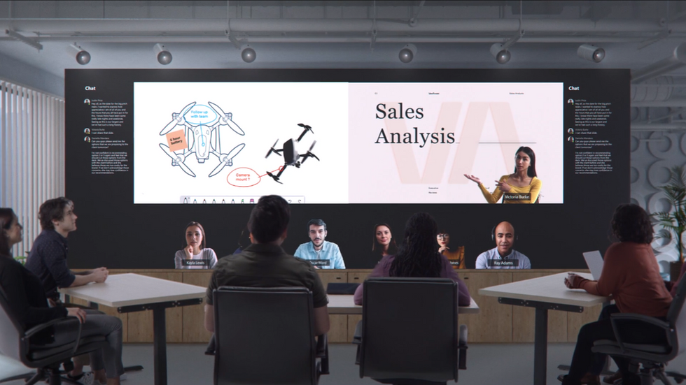 Microsoft: The Future of Meetings