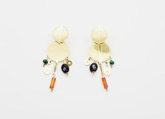 Boucles d'oreille | ATTA