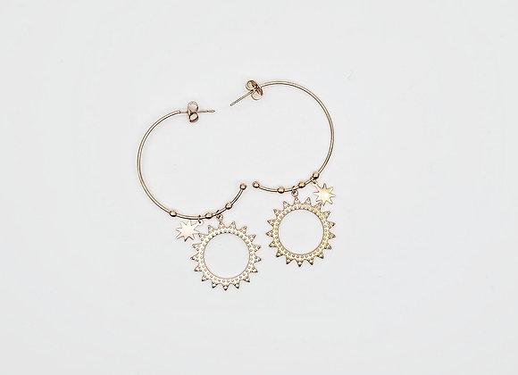 Boucles d'oreilles | SOLEA