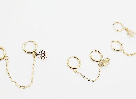 Boucles d'oreilles | SIPOI
