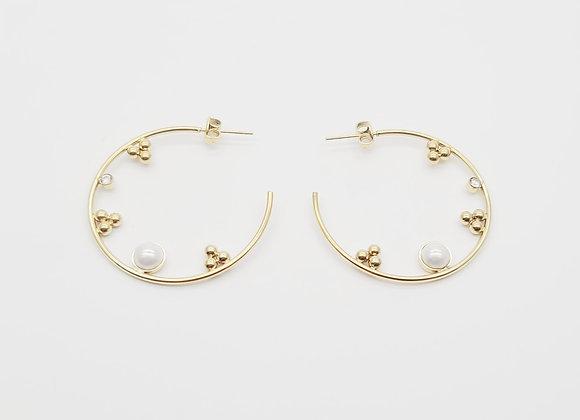 Boucles d'oreilles | NAUY