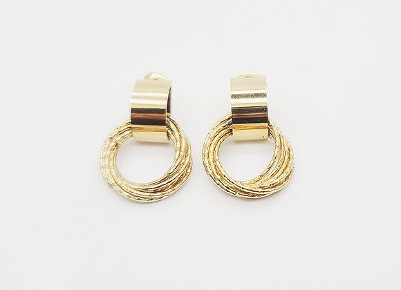 Boucles d'oreilles | COBEU