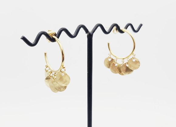 Boucles d'oreilles | CHELY