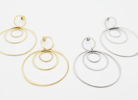 Boucles d'oreilles | TIRO
