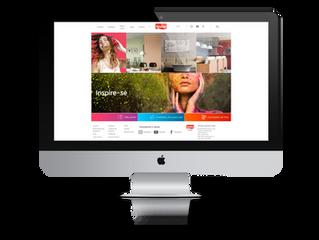 Novo site da Iquine: mais moderno e interativo
